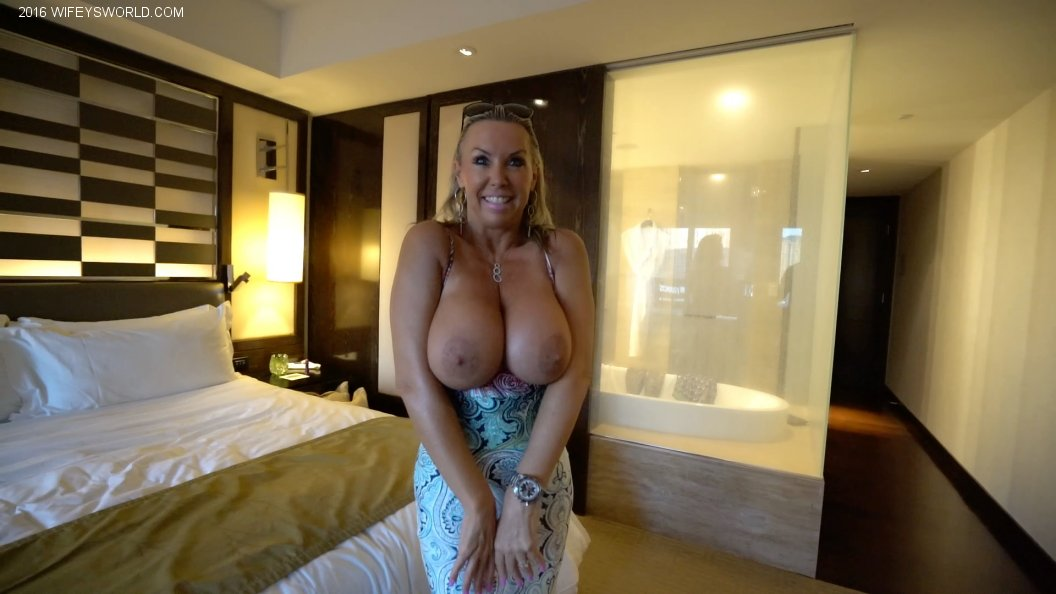 Wifeys World 'Lost Vegas Footage' starring Sandra Otterson (photo 17)