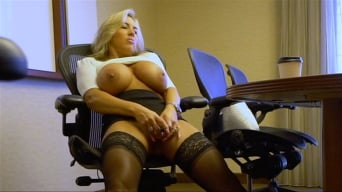 Sandra Otterson in 'Caught in the Act'
