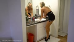 Sandra Otterson - Luscious Black Dress (Thumb 12)