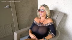 Sandra Otterson - Luscious Black Dress (Thumb 60)
