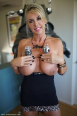 Sandra Otterson - Luscious Black Dress (Thumb 72)