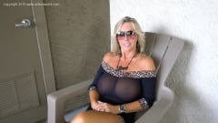 Sandra Otterson - Luscious Black Dress (Thumb 76)