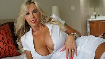 Sandra Otterson in 'Nurse Blast'